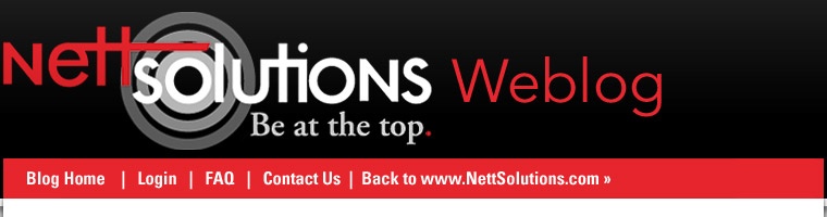 NettSolutions Weblog