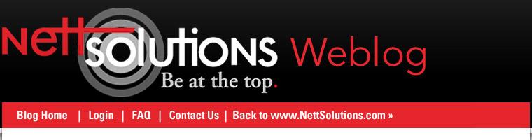 NettSolutions Weblog
