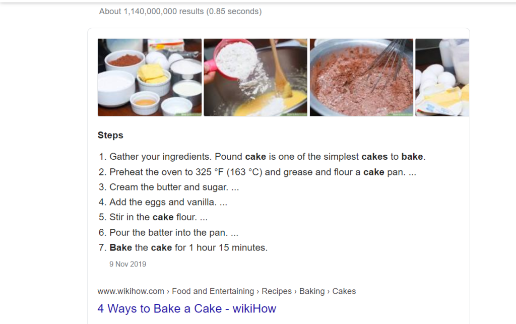 How to use Featured Snippets