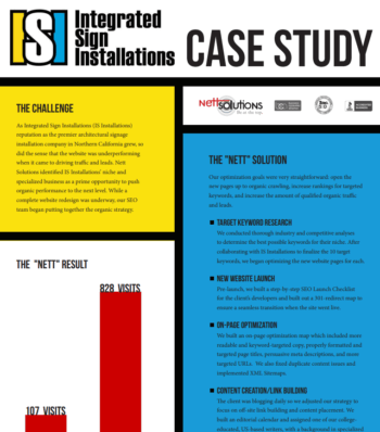 ISInstallations Case Study